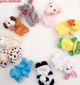 Новые пальчиковые игрушки