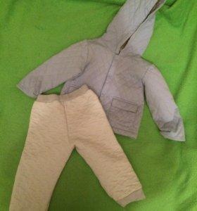 Курточка и штанишки