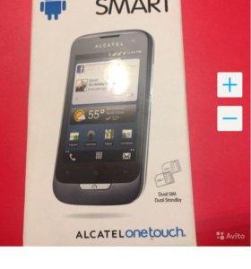 Смартфон Alcatel one touch