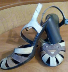 Туфли натур. кожа р-р 37