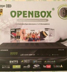 Спутниковый Ресивер Full HD OPENBOX