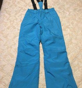 Новые зимние штаны на синтепоне