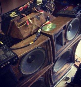 Звуковое оборудование, eurosaund 1800