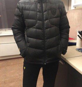 Куртка Puma Оригинал-Зимняя