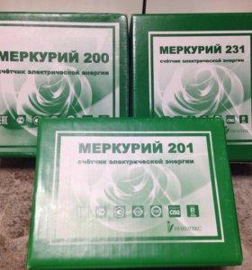 Счётчик МЕРКУРИЙ 200