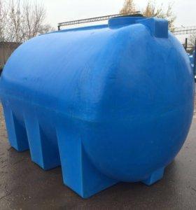 Ёмкость пластиковая 8000 литров