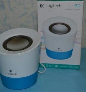 Колонка 1.0 Logitech Z50.