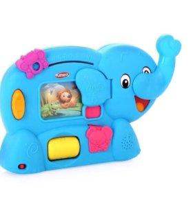 Развивающая игрушка - Слоник