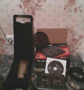 Музыкальная аппаратура для записи