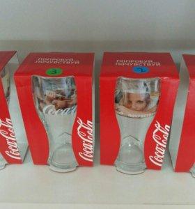 Стаканы Coca-Cola
