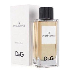 Dolce & Gabbana 14 La Temperance tester