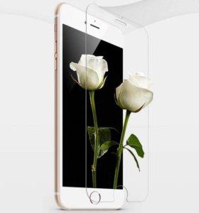 Защитное стекло iPhone 5/5s/6/6s/6s+/7/7+