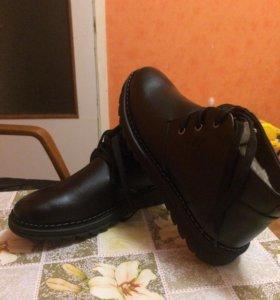 Ботинки мужские новые зимние размер 43
