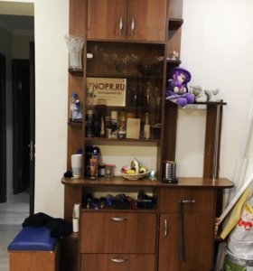 Сервант с обувным шкафом
