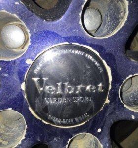 Диски Velbret Varden sport 17x8/17x7 5х114.30