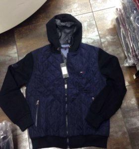 Новая куртка-толстовка Tommy Hilfiger