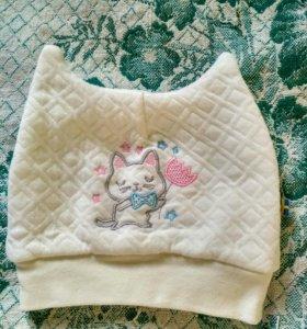 Шапочка для малыша (новая)