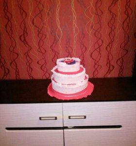 Основа торта в детский сад