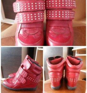 Ботинки женские! 👍