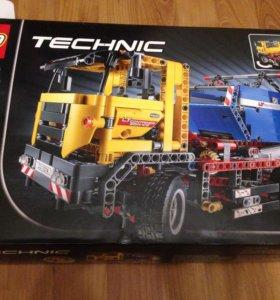 Лего TECHNIC 42024 Контейнеровоз