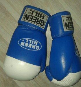 Бокс. перчатки