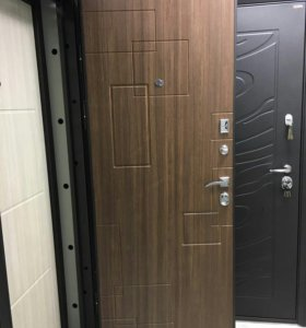 Металлическая Дверь Валберг