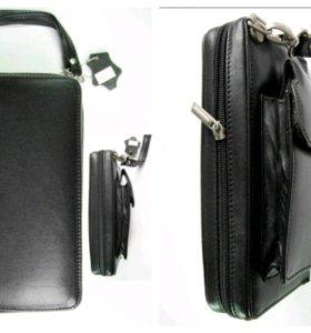 Сумка мужская, клатч, портмоне, кошелек