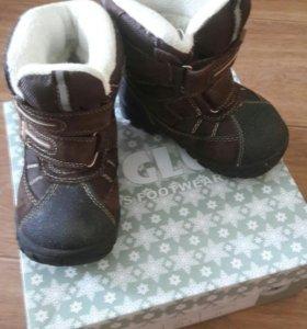 Ботинки зимние I-Glu