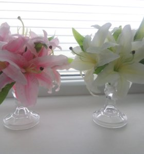 Топиарии, цветочные композиции