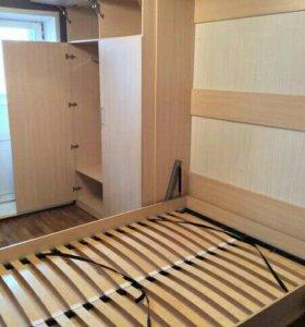 Кровать шкаф транформер