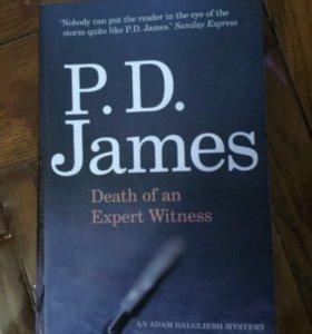 P. D. James Death of an Exper