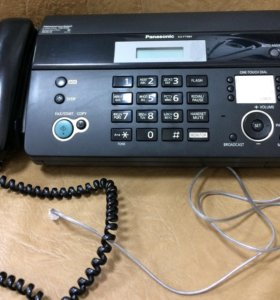 Телефон-факс Panasonic KX-FT 984