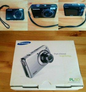 Цифровой фотоаппарат Samsung PL 50