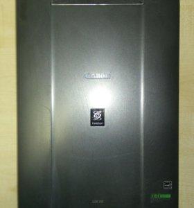 Планшетные сканеры Canon