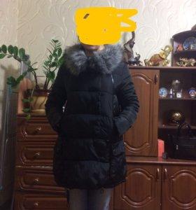 Куртка парка подойдёт для беременных