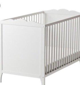 Кроватка хенсвик