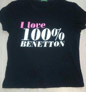 Футболка Benetton
