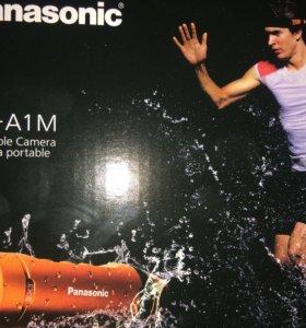 Экшн камера Panasonic HX-1AM Orange