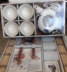 Набор для суши + чайный набор