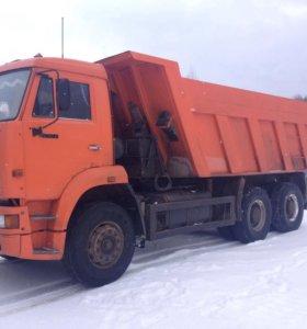 КАМАЗ 6520 ( самосвал)