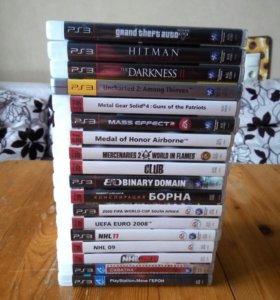 Игры для PlayStation3 и PS3 move