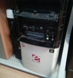 Системный блок 500Гб/DVD-RW/4Гб/GeForce9800GT512Мб