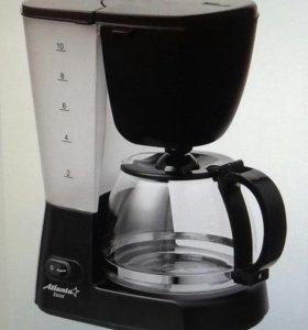 Кофеварка новая атланта