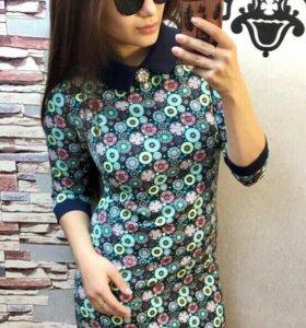 Новое платье,размер 46