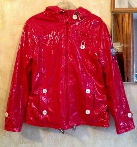 Куртка плащ Marinepool новая