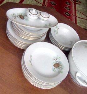 Посуда 27 предметов