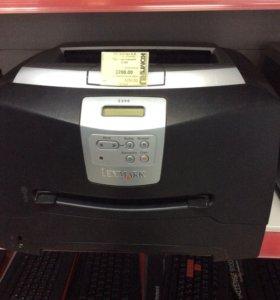 Принтер lexmark e340