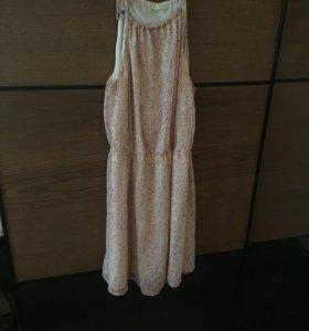 Летнее платье от oysho