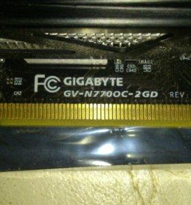Видеокарта gtx 770