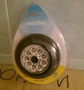 Светодиодный фонарик Smartbuy
